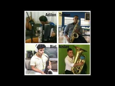 Tocata CCB Hino em Menor - Levemos a mensagem de amor (Adilon, Biel, Tainan e Aislan)