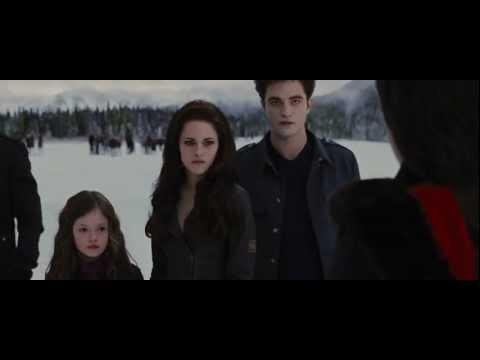 "The Twilight Saga: Breaking Dawn Part 2 - ""Aro's Laugh"" Full Scene"
