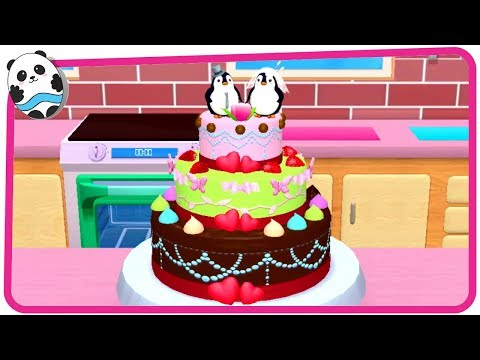 My Bakery Empire - Bake, Decorate & Serve Cakes Part 7 - Fun Cooking Games For Kids And Children