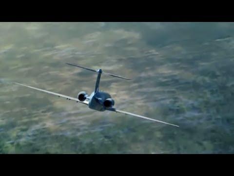 Flying a DC-9 In Flames - ValuJet Flight 592 - P3D (видео)