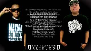 Balikloob - Cedrix & Abaddon (With Lyrics)