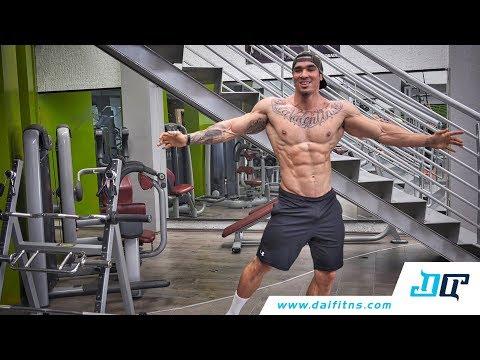Isaias Paez rubmo al Nacional 2017 - Men's Physique