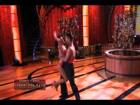 Baile de Emir Pabon, Noche Caliente de la Semifinal  - Thumbnail