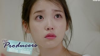Video IU crying her heart out [The Producers Ep 12] MP3, 3GP, MP4, WEBM, AVI, FLV April 2018