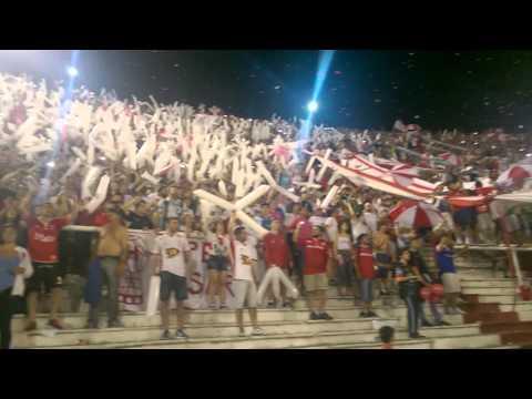 Final Sudamericana: Recibimiento Huracán - La Banda de la Quema - Huracán