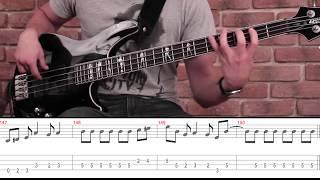 Download Lagu Como tocar Livin' on a Prayer de Bon Jovi - Tutorial Bajo (HD) Mp3
