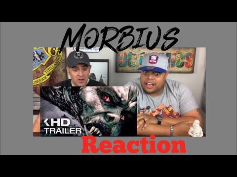 Morbius   teaser trailer reaction   Sony