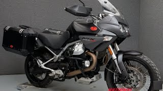 10. 2012  MOTO GUZZI  STELVIO 1200 NTX  - National Powersports Distributors