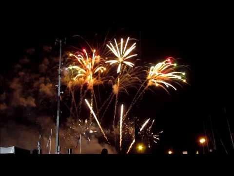 Jūros šventės 2012 fejerverkas