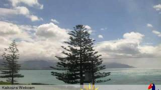 Kaikoura Webcam Thursday 29th October 2009