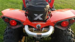 4. 2016 Can-Am Renegade 570 HMF Exhaust