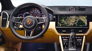 Porsche Cayenne INTERIOR REVIEW 2018 New Porsche Cayenne INTERIOR