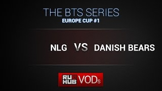 NLG vs Danish Bears, game 1