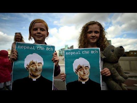 Ιρλανδία: Μαζική διαδήλωση για την αποποινικοποίηση των εκτρώσεων