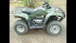 5. 2011 Honda Recon