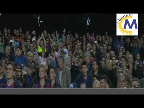 Barcelona vs Man City 4 - 0 All Goals Champions League 2016/2017 19/10/2016