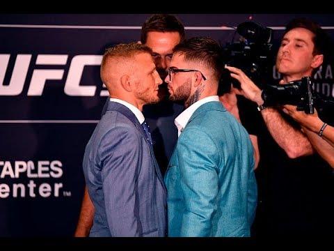 Todas as encaradas do Media Day do UFC 227