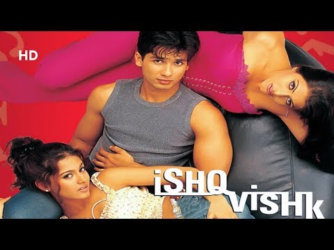 Ishq Vishq (HD) | Shahid Kapoor | Amrita Rao | Shehnaz HD With Packaging Shemaroo Shorties