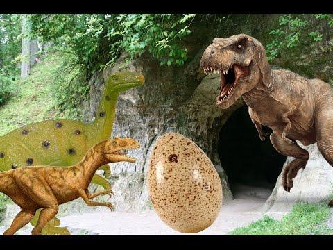 ТАИНСТВЕННАЯ ПЕЩЕРА.  Динозавры и яйцо. Новые мультфильмы для детей.Детский канал