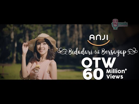 Anji - Bidadari Tak Bersayap (Official Music Video In 4K)