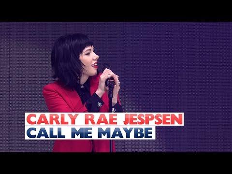 Carly Rae Jepsen - 'Call Me Maybe' (Jingle Bell Ball 2015)