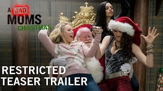 Nonton A Bad Moms Christmas   Restricted Teaser Trailer   Own It Now On Digital Hd  Blu Ray      Dvd Film Subtitle Indonesia Streaming Movie Download