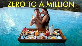 How I became a millionaire in 3 years.