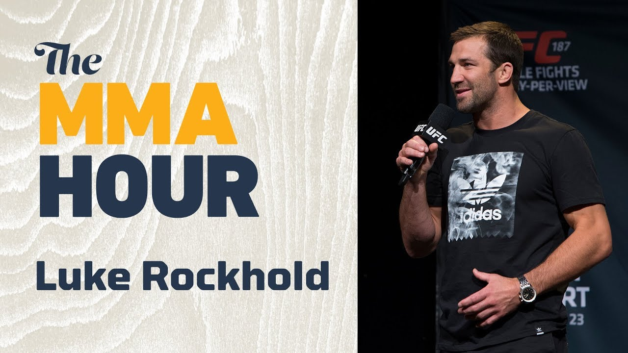 Luke Rockhold: Trilogy Fight with Michael Bisping 'in Discussion' with UFC