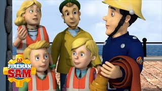 Fireman Sam Official: Penny and Elvis to the Rescue...Again!