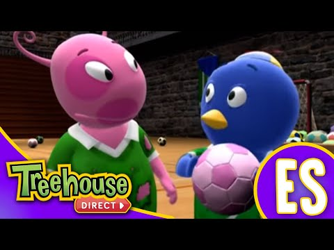 Video Los Backyardigans Episodios Para Niños: Compilación de 120 mins De Treehouse Direct Latinoamérica download in MP3, 3GP, MP4, WEBM, AVI, FLV January 2017