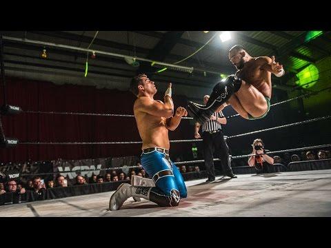Cody Rhodes vs. Ricochet - Lights Out Full Match (видео)