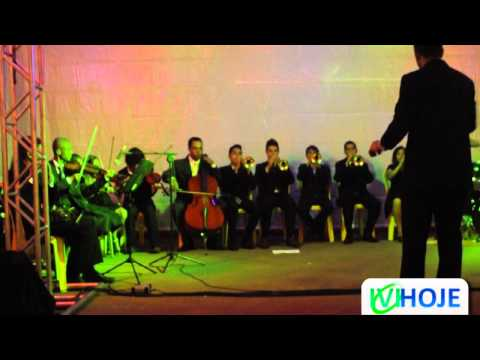 Orquestra Nova Geração realiza concerto em Ivinhema
