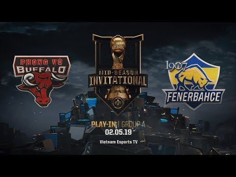 [HighLights MSI 2019] PVB vs FB [GROUP A] [Play-In] [02.05.2019] - Thời lượng: 8:24.