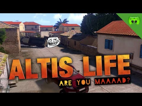 ALTIS LIFE # 25 - Are you maaaad? «» Let's Play Arma 3 Altis Life | HD