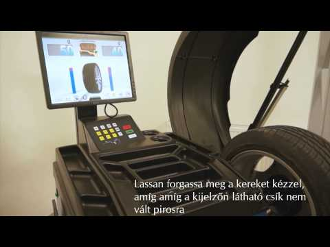 """Wyważarka 24"""" automat LCD U-895"""