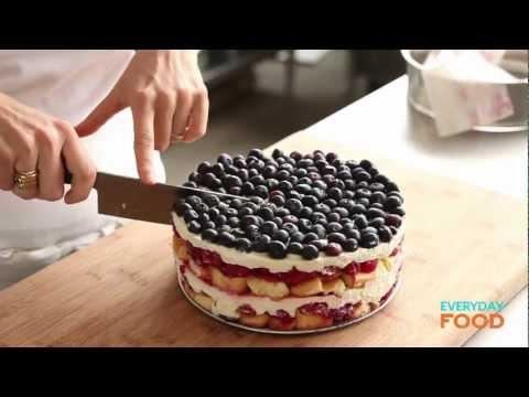 ecco come fare una torta deliziosa in pochi minuti senza forno!