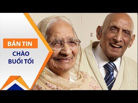 Gặp gỡ cặp đôi chung sống lâu nhất thế giới | VTC1 - Thời lượng: 113 giây.