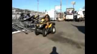8. 2005 Honda Rubicon ATV for sale | sold at auction December 6, 2012