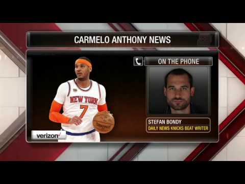 Carmelo Anthony trade rumor update: Houston Rockets or Bust?