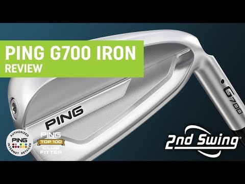 2nd Swing Review Of The G700 Irons