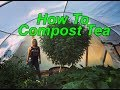 How To: Organic Compost Tea