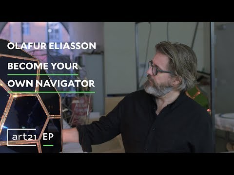 """Olafur Eliasson: Become Your Own Navigator 