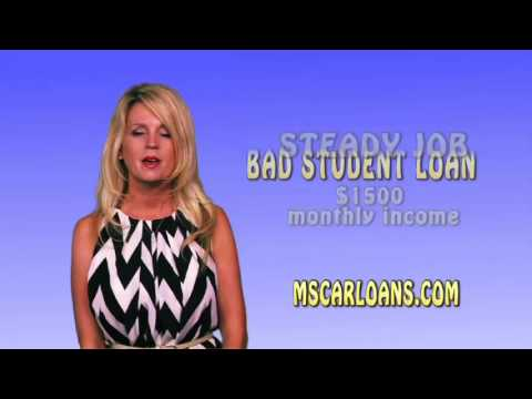 MS Car loans near Jackson MS has bad credit auto financing