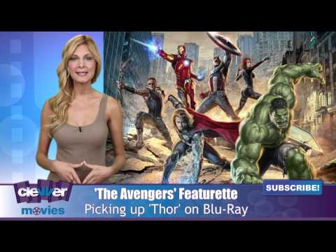 'The Avengers' Featurette Included On 'Thor' Blu-Ray Release