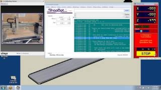 ShopBot Control Software Basics