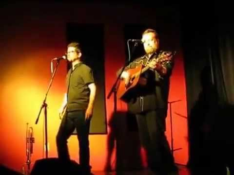 """Skydiggers – """"Slow Burning Fire"""" (live @ The Company House in Halifax)"""