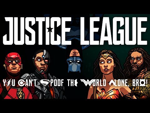 Video Justice League Trailer Spoof - TOON SANDWICH download in MP3, 3GP, MP4, WEBM, AVI, FLV January 2017
