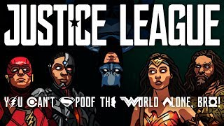 Video Justice League Trailer Fopperij - Cartoon Sandwich MP3, 3GP, MP4, WEBM, AVI, FLV September 2018