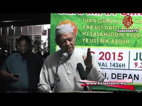 Undilah Calon PAS Pertahankan DUN Tok Guru- Ustaz Ahmad Yakob