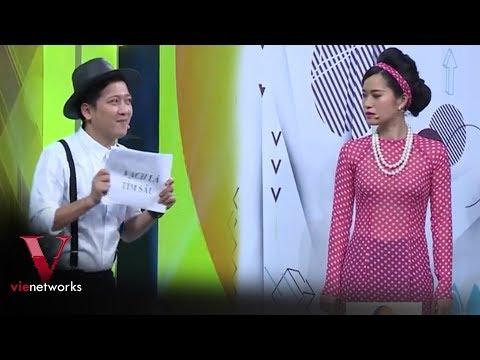 Lâm Vỹ Dạ hài hước Diễn tả Từ khóa cùng Trường Giang, Tiến Luật [Full HD] - Thời lượng: 24 phút.